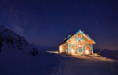 Trailer Hütten im Alpenglühn  YouTube 2