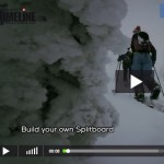 How to build your own splitboard – TimeLine bonus 2 | Timelinemissions