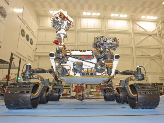 NASAの火星探査機「キュリオシティー」からの現地画像みた?まだ ...