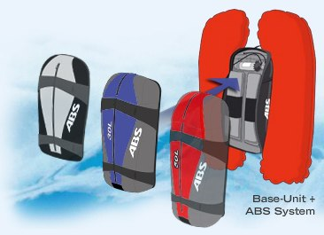ABS  Avalanche Airbag System  Vario Line