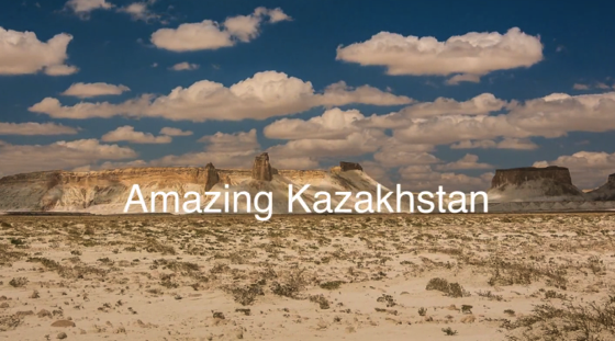 Amazing Kazakhstan on Vimeo