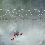 滝からの美しきドロップ – カヤックのショートフィルム『CASCADA』