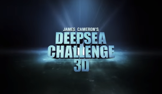 DEEPSEA CHALLENGE 3D Trailer YouTube