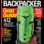 Backpacker Magazine「Gear Guide 2013」のギアチャートとか