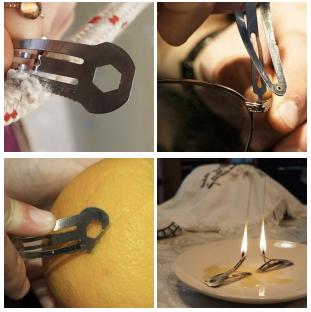 Leatherdo Mini tools clip