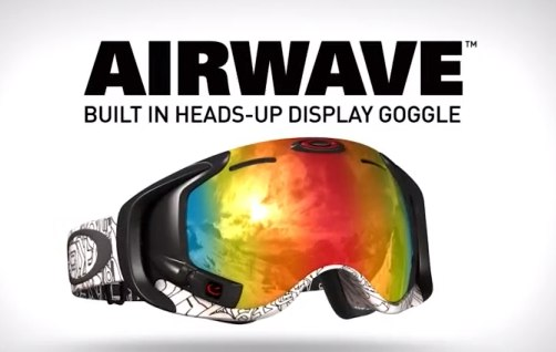Oakley Airwave HUD Goggles  YouTube