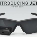 ゴーグルの次はサングラス!Reconの新たなヘッドアップ・ディスプレイ「RECON JET」あらわる!