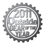2011春夏のOutside's Buyer's Guide – Gear of the Year が発表になったよ