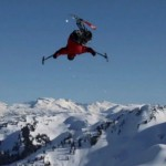 Sit Ski Backflip - Season 5 - Freeski TV - Salomon