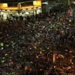 """「もうこれ以上殺さないで!」ロンドンのサイクリスト達による""""Die-in""""抗議"""