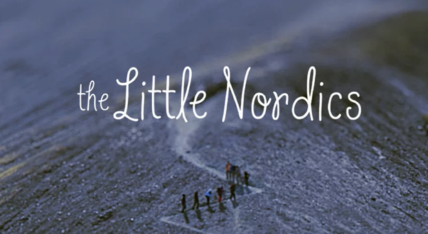 The Little Nordics Life in miniature