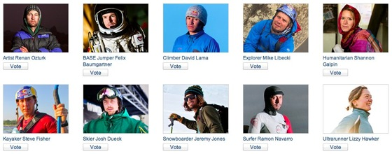 Vote for the People s Choice Adventurer of the Year  National Geographic