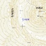 妙高・三田原山の遭難事故報告書