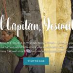GoogleストリートビューにヨセミテのEl Capitan(エル・キャピタン)登場。垂直ストリートビューきた!みんな岩壁に足を踏み入れてみようぜ!