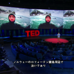 [TED]クリス・バーカード: 凍て付く海でサーフィンをする喜び