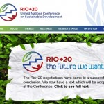 Rio+20 - United Nations Conference on Sustainable Development-1