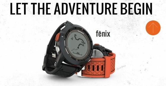 Fēnix™ Outdoor GPS Watch | Garmin