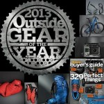 Outside Magazineの「2013 Gear Of The Year」