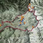 立山の入山届&ビーコン義務化エリア(立山室堂地区)をGoogleマップにマッピングしてみた